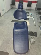 Unit dentar reconditionat Castellini scaun stomatologic foto