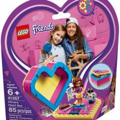 LEGO® Friends -Cutia inima a Oliviei (41357)