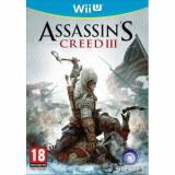 Joc consola Ubisoft ASSASSINS CREED 3 Wii U