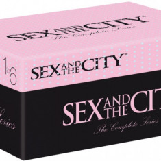 FILM SERIAL Sex and the City - Complete SERIES [18 DVD] Box Set Jessica Parker