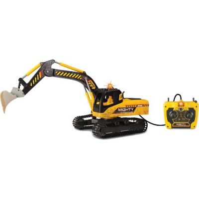 Excavator Mighty cu Telecomanda Scara 1:14 foto