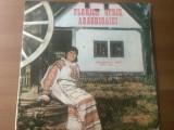 florica opris abaghioaiei badisorul meu din sat disc vinyl lp muzica populara