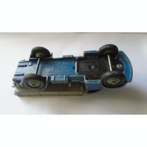 bnk jc Dinky 30m Dodge Rear Tipping Wagon