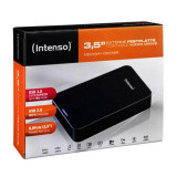 """Hard disk Extern INTENSO 6031513 3.5"""" 5TB USB 3.0 Negru"""
