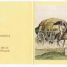 CAPUL DE BOUR LA 140 ANI, CARNET,1998,NEUZAT,MNH,ROMANIA.