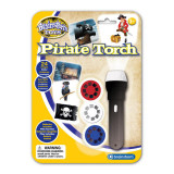 Proiector tip lanterna - Pirati PlayLearn Toys