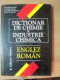 Cumpara ieftin Dictionar de chimie si chimie industriala englez roman