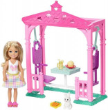 Jucarie Mattel Barbie Club Chelsea Picnic Doll Playset