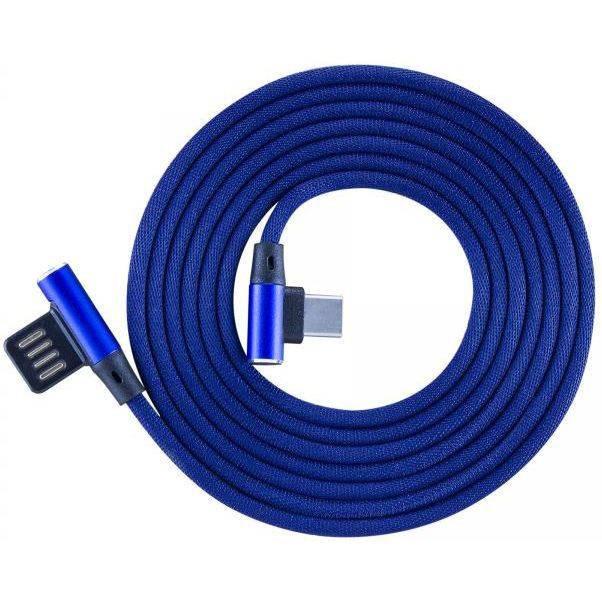 Cablu de date SBox CAB0169 USB Male - USB-C Male 1.5m Blue