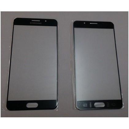 Carcasa (Sticla) Geam Samsung A710 Galaxy A7 (2016) Negru OCH