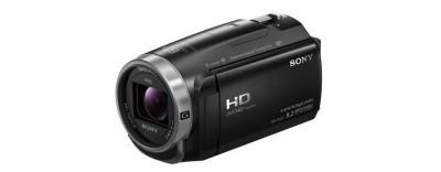 Camera video Sony Handycam CX625, Full HD, Negru foto