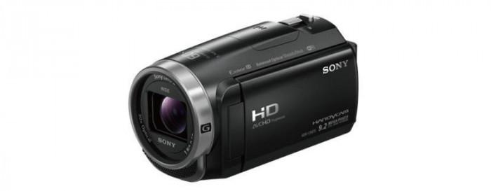 Camera video Sony Handycam CX625, Full HD, Negru