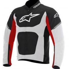Geaca moto textil Alpinestars Viper Air Mesh culoare negru/alb/rosu marime L Cod Produs: MX_NEW 3302716123LAU