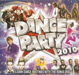 CD+ DVD Dance Party 2010: Lady Gaga, Beyonce, Jay Sean, Justin Bieber, Rihanna