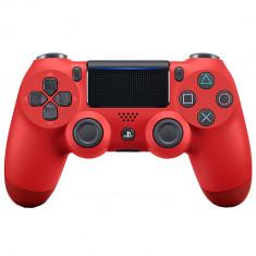 Telecomanda Wireless DualShock 4 Pentru PS4 Rosu