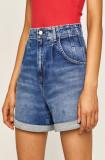 Pepe Jeans - Pantaloni scurti jeans Daisie