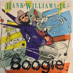 Hank Williams Jr. Born To Boogie LP (vinyl)