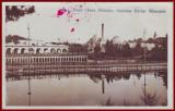 1942 CP ilustrata Baile Ocna Sibiului circulata la Fagaras, cenzura SIBIU 25