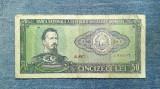 50 Lei 1966 Romania