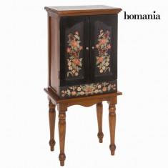 Suport de bijuterii cu picior din lemn Paradise Colectare by Homania