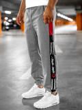 Pantaloni de trening gri Bolf JX1022