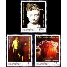 2018 - Artisti romani contemporani, serie stampilata