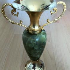 Sfesnic / Decoratiune - Alama + Onix - model baroc
