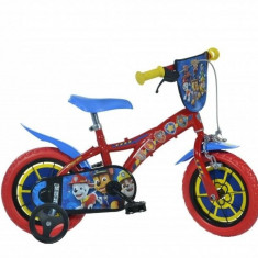 Bicicleta copii 12'' - PAW PATROL PlayLearn Toys