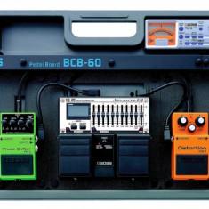BOSS BCB-60 Pedal Board w/ AC Adaptor