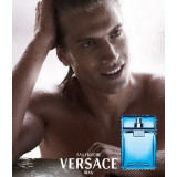 Versace Man Eau Fraiche Set (EDT 50ml + AS Balm 50ml + Shower Gel 50ml) pentru Bărbați