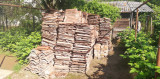 Tigle recuperate de pe sarpanta casei marca Leu si cupe