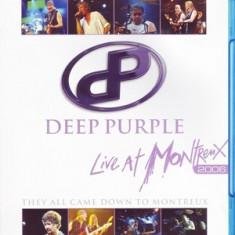Deep Purple Live At Montreux 2006 (bluray)