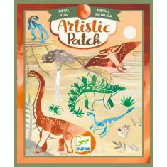 Set creativ transfer Djeco Dinozauri