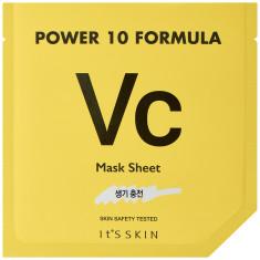Power 10 Formula Masca de fata VC cu efect tonifiant 25 ml