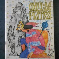 OMUL DE PIATRA repovestita de CORNELIA MOSORA  (1974)