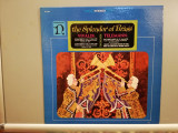 Vivaldi/Telemann – Concert/Ouverture (1967/Nonesuch-Elektra/USA) - VINIL/NM+, emi records