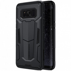 Carcasa protectie spate NILLKIN Defender II pentruSamsung Galaxy S8 Plus G955 neagra