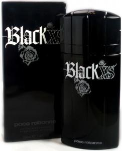 Parfum Original Tester Paco Rabanne Black XS