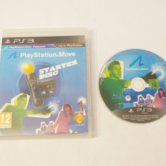 Joc Sony Playstation 3 PS3 - Playstation Move starter disc