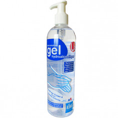 Dezinfectant pentru maini gel hidroalcoolic 400 ml