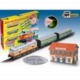 Trenulet Electric cu Far Clasic