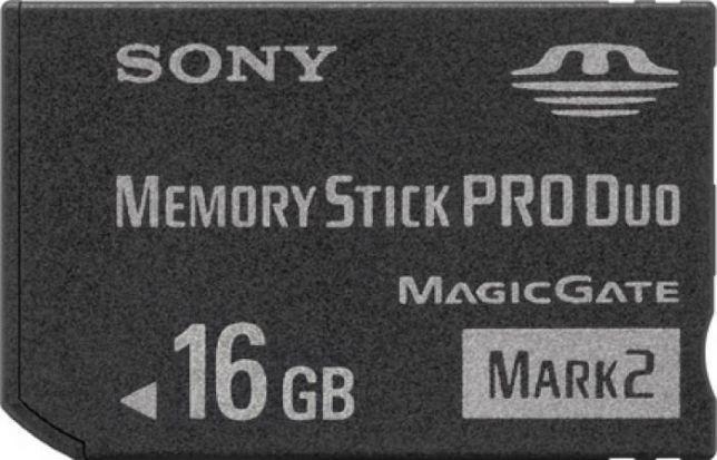 Card Memorie- Pro Duo -Memory Stick Produo-16gb-PSP-Camere video