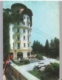 CPI B14505  - CARTE POSTALA - GOVORA. HOTEL PALACE
