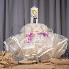 Lumanare Tarancuta Vesela Tulle BBL-2, GD Art Baby