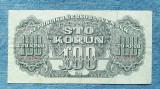 100 Korun 1944 Cehoslovacia