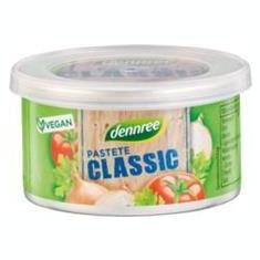 Pate Bio Vegetal Clasic Dennree 125gr Cod: 412863