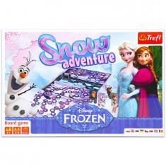 Joc de societate Frozen aventura cu zapada-TREFL J23015