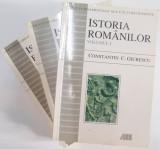 ISTORIA ROMANILOR VOL. I - III de CONSTANTIN C. GIURESCU