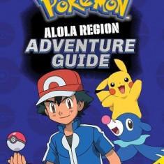 Alola Region Adventure Guide (Pokemon)