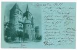 10087 - 5766 TRIER, Dom, Litho, Germany - old postcard - used - 1898